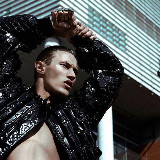 Congratulations to our Unearthly Element, @dan_hyman for being named @modelsdot…