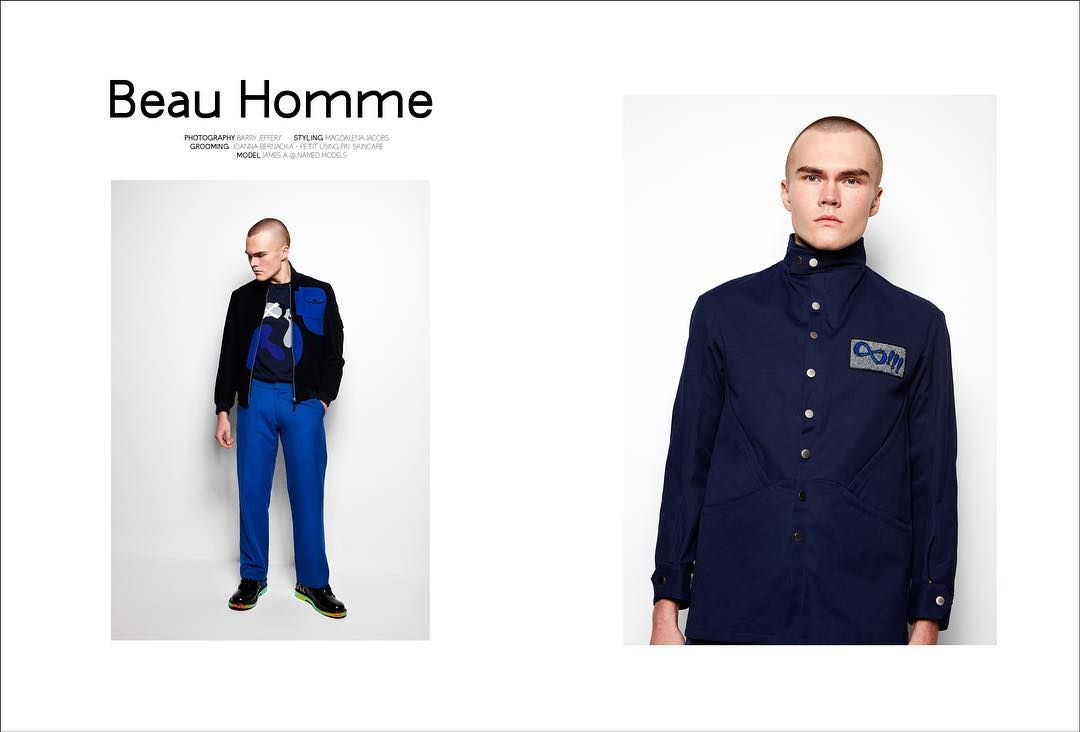 Brand new feature on the super talented duo beauhomme Checkhellip
