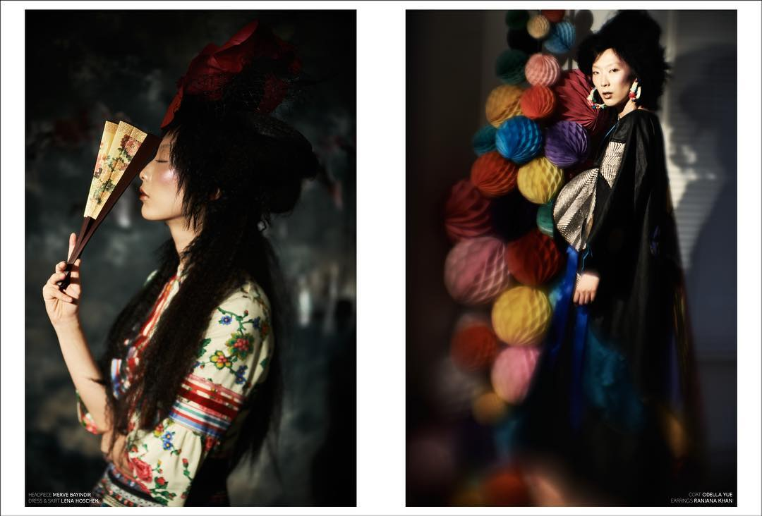 Have you seen our latest editorial celebrating Chinese New Year?hellip